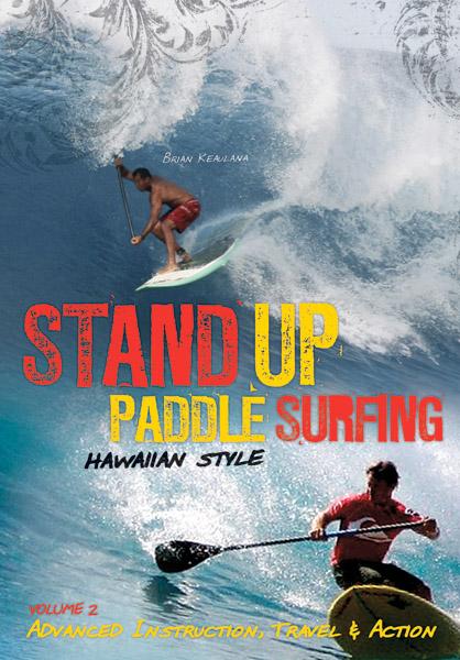 standuppaddle hawaiian style