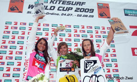 Gewinnerin_Freestyle Kitesurf World Cup