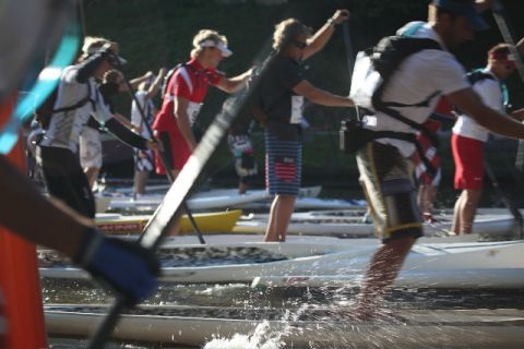 11city sup race