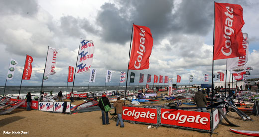 COLGATE WINDSURF WORLD CUP