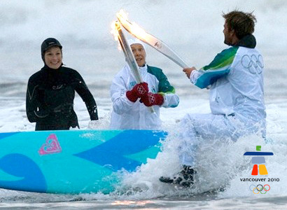 olympisches feuer surf roxy