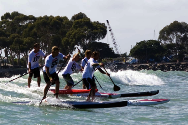 starboard sup 2010