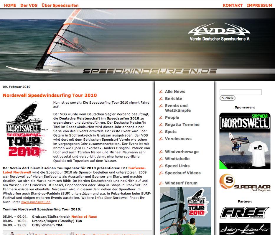 Verein deutscher Speedsurfer