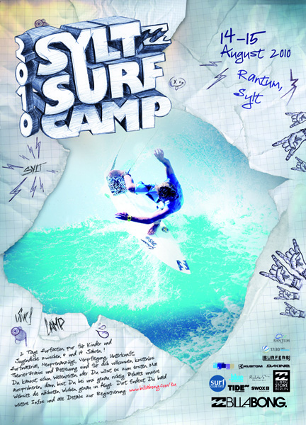 sylt surf camp 2010
