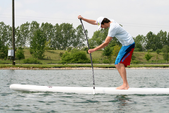 naish javelin test