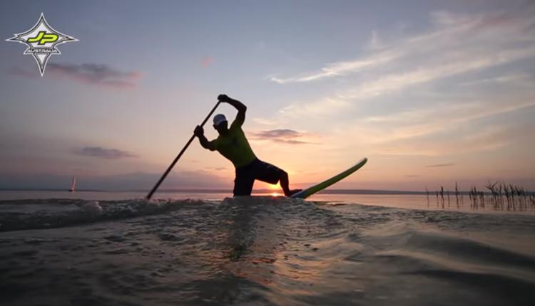stand up paddling für fortgeschrittene