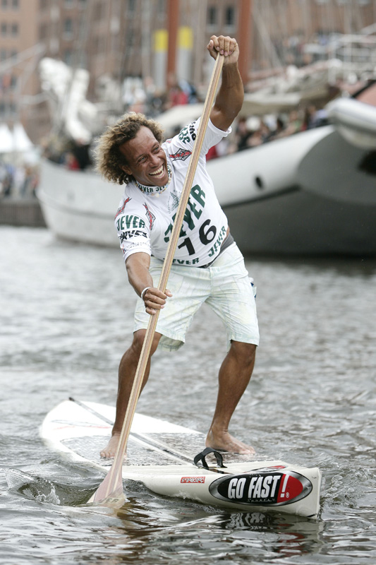 stand up paddling / JEVER WORLD CUP