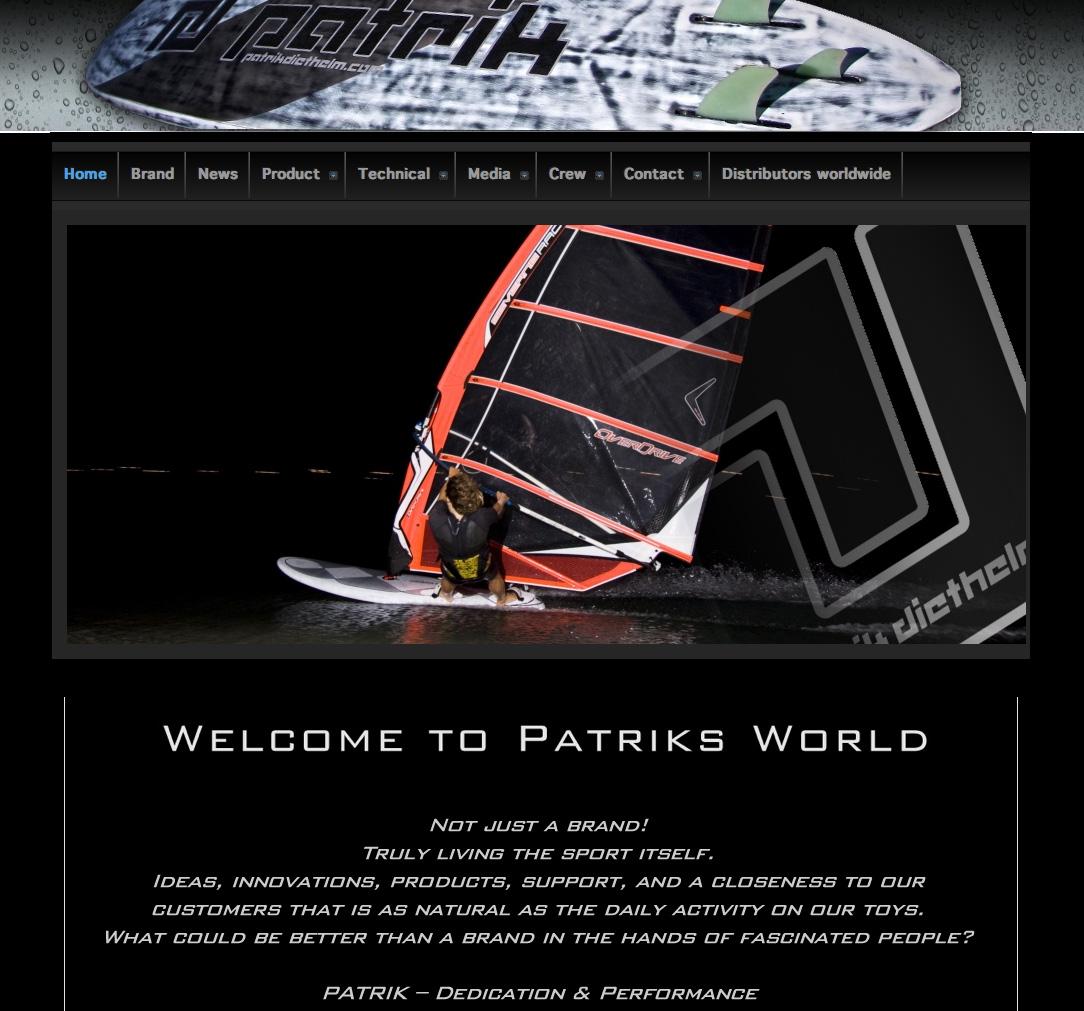patrickwebsite