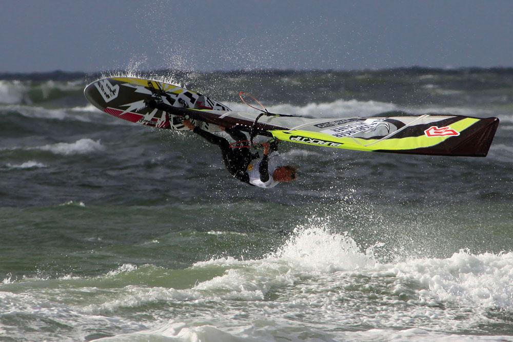 Flens Surf Cup 2010, Sylt, Windsurfen