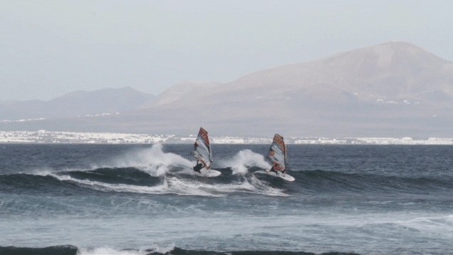 Video Fuerteventura Wave Classic 2011