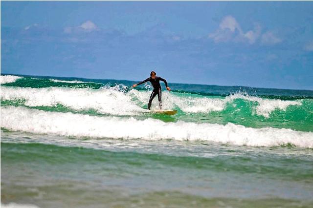 Surfkurs Fortgeschrittene