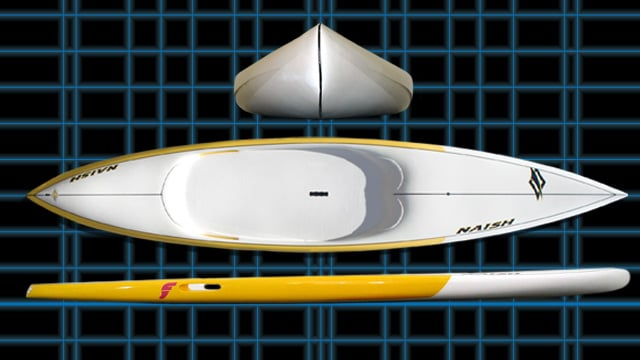 Naish Glide Catalina im SUP Board Test