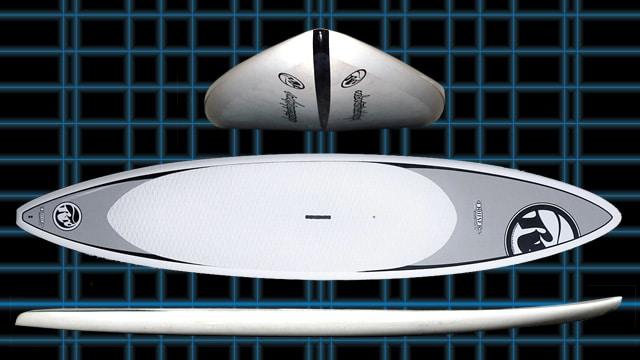 RRD Cruiser im superflavor SUP Board Test