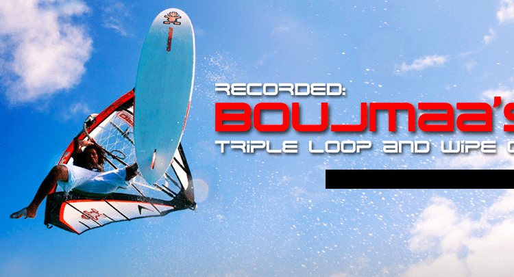 boujmaas wipeout video