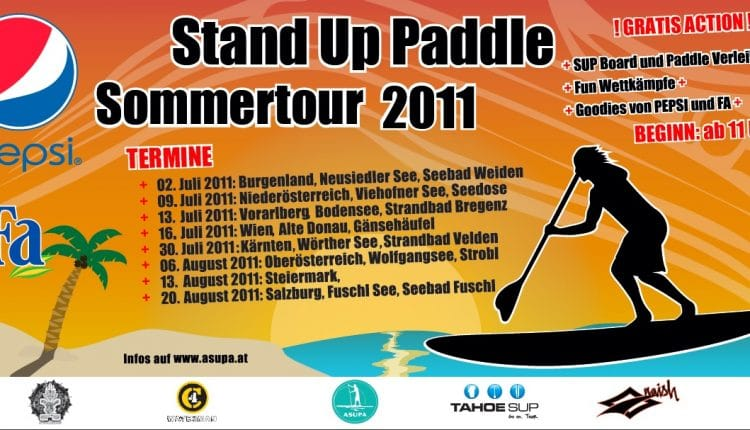 Sup Supsommertour