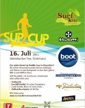 SUP Cup Düsseldorf