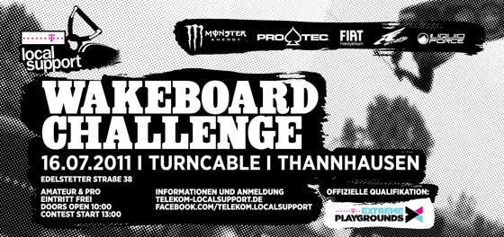 telekom local support wakeboard challenge