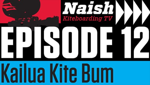 naish kiteboarding tv