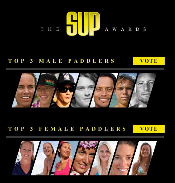 sup awards 2011