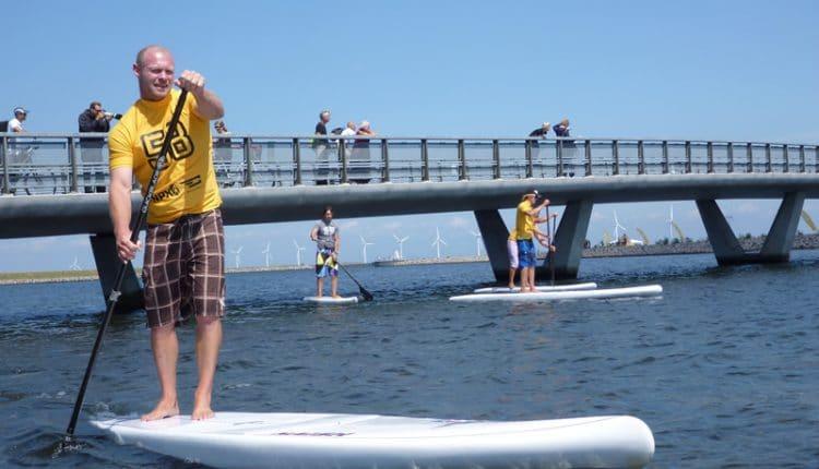 SUP Race Kopenhagen – Paddeln für das Königreich