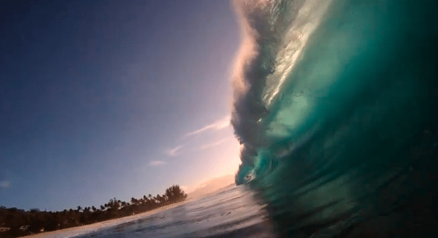 GoPro Shorebreak Action