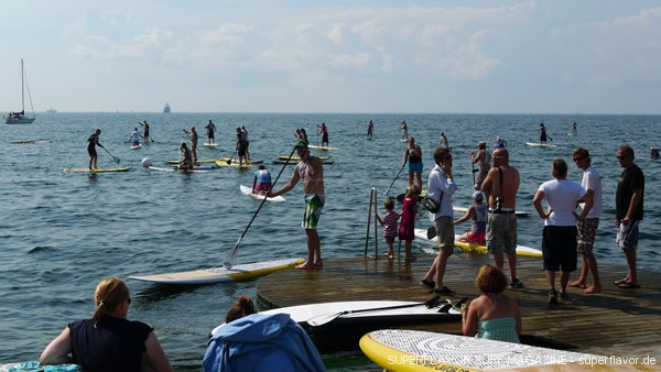 Malmö SUP in the City Race