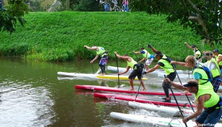 paddlen für ostafrika