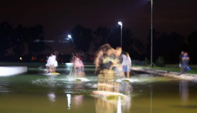 Nightflight SUP Sprint – Das Finale der Superflavor German SUP Challenge 2011