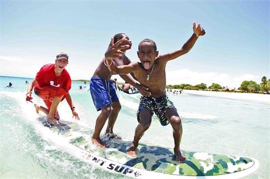 Fiji sup world series 2012 connor baxter