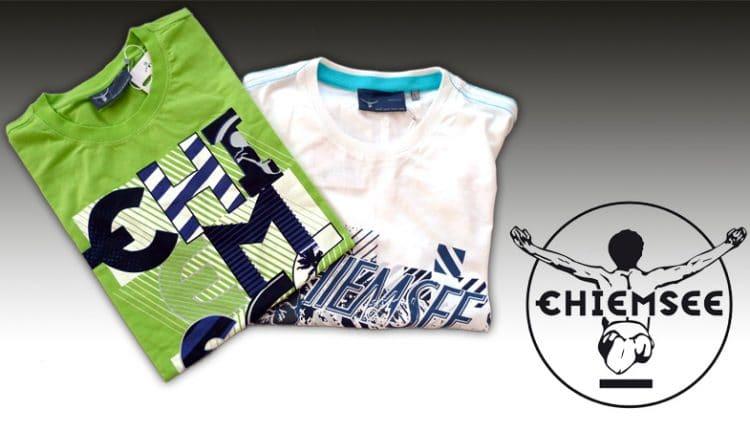 Chiemsee Surfer Shirt Verlosung