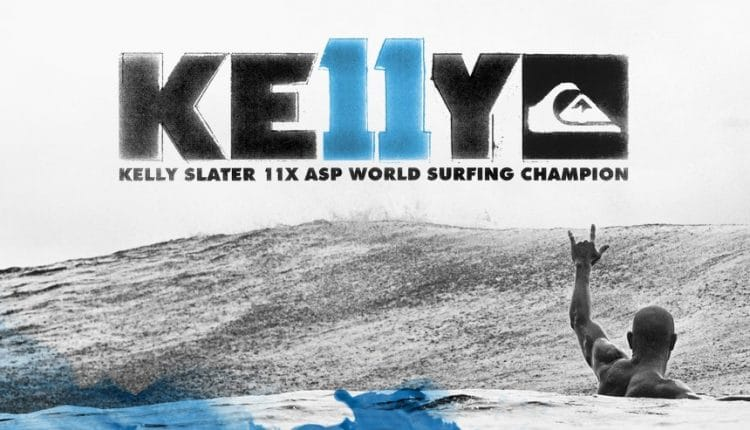 kelly slater 11 time surf champion