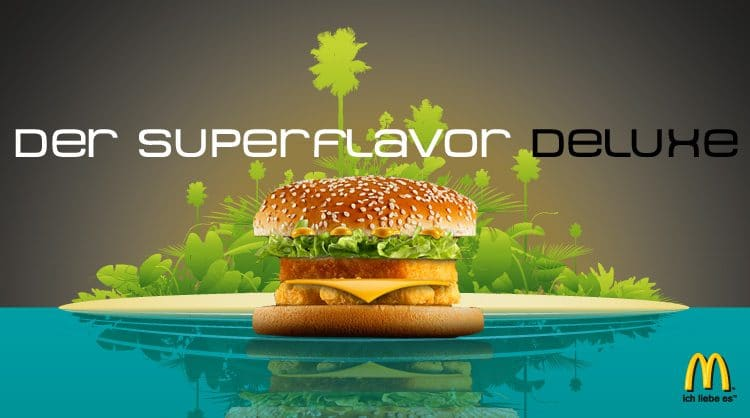 mcdonalds superflavor deluxe