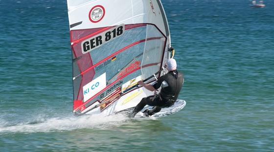 Torsten Mallon – Als Vize Europameister in die neue Windsurfsaison