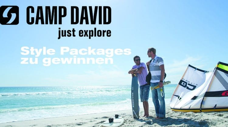 Camp David Verlosung
