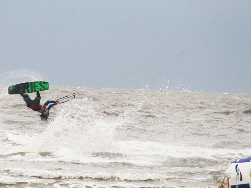 Beetle Kitesurf World Cup 2012 Tag6 Superflavor 13
