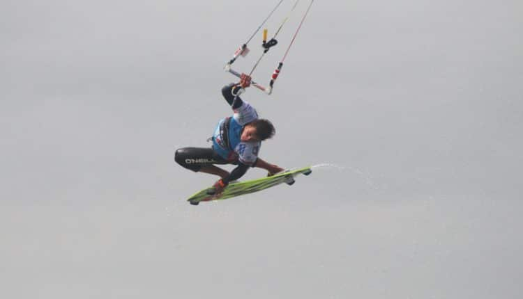 Beetle Kitesurf World Cup 2012 Tag6 Superflavor 25