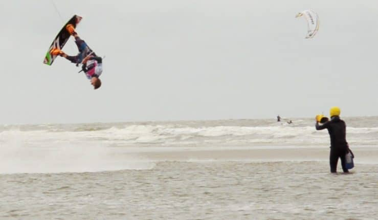 5. Tag – Kite Action @ Beetle Kitesurf World Cup St. Peter Ording
