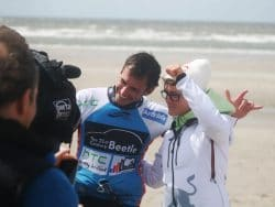 IMG 7611 250x188 - Youri Zoon und Gisela Pulido gewinnen Freestyle Double Elimination beim Beetle Kitesurf World Cup