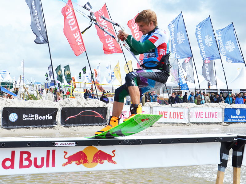 Rick Jensen @ Beetle Kitesurf World Cup 2012 Superflavor 02