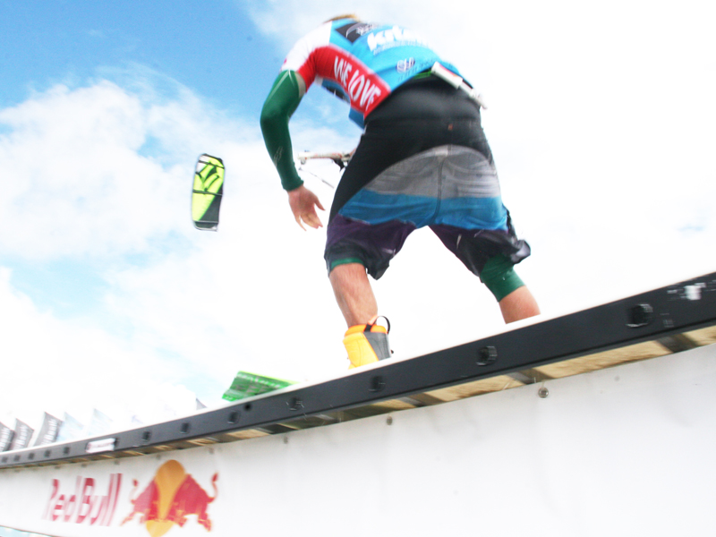 Rick Jensen @ Beetle Kitesurf World Cup 2012 Superflavor 04