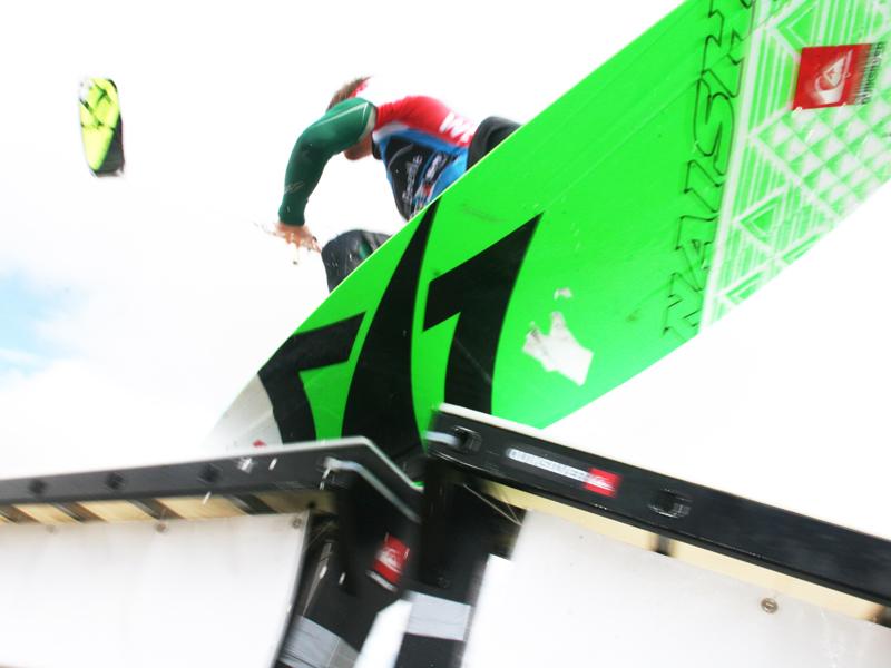 Rick Jensen @ Beetle Kitesurf World Cup 2012 Superflavor 07