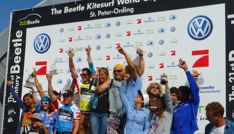 Sieger Beetle Kitesurf World Cup_s
