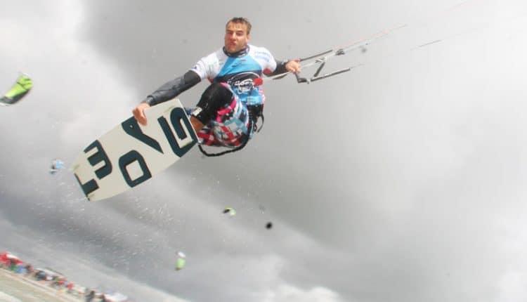 Stefan Permien_Beetle Kitesurf World Cup 2012