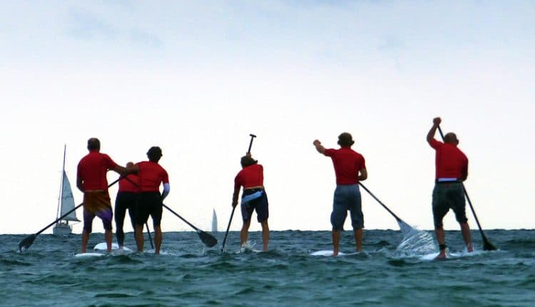 german sup challenge 2012 – sup race