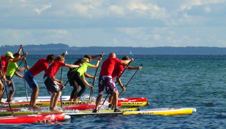 1.offene Deutsche Stand UP Paddle Meisterschaft mit Staraufgebot