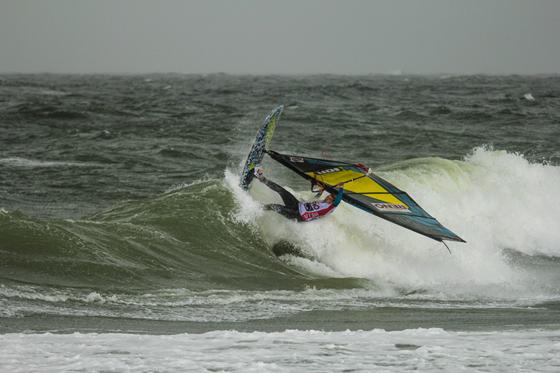 Adam Lewis beim Windsurf World Cup Sylt-1