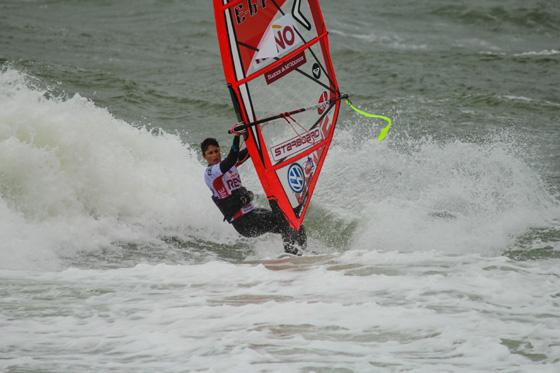 Daida Moreno_Windsurf World Cup Sylt_2012