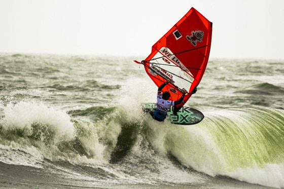 Dany Bruch Windsurf World Cup Sylt 2012