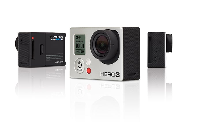 GoPro-HD-Hero 3 black edition