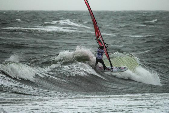 Heike Reimann beim Windsurf World Cup Sylt.jpg